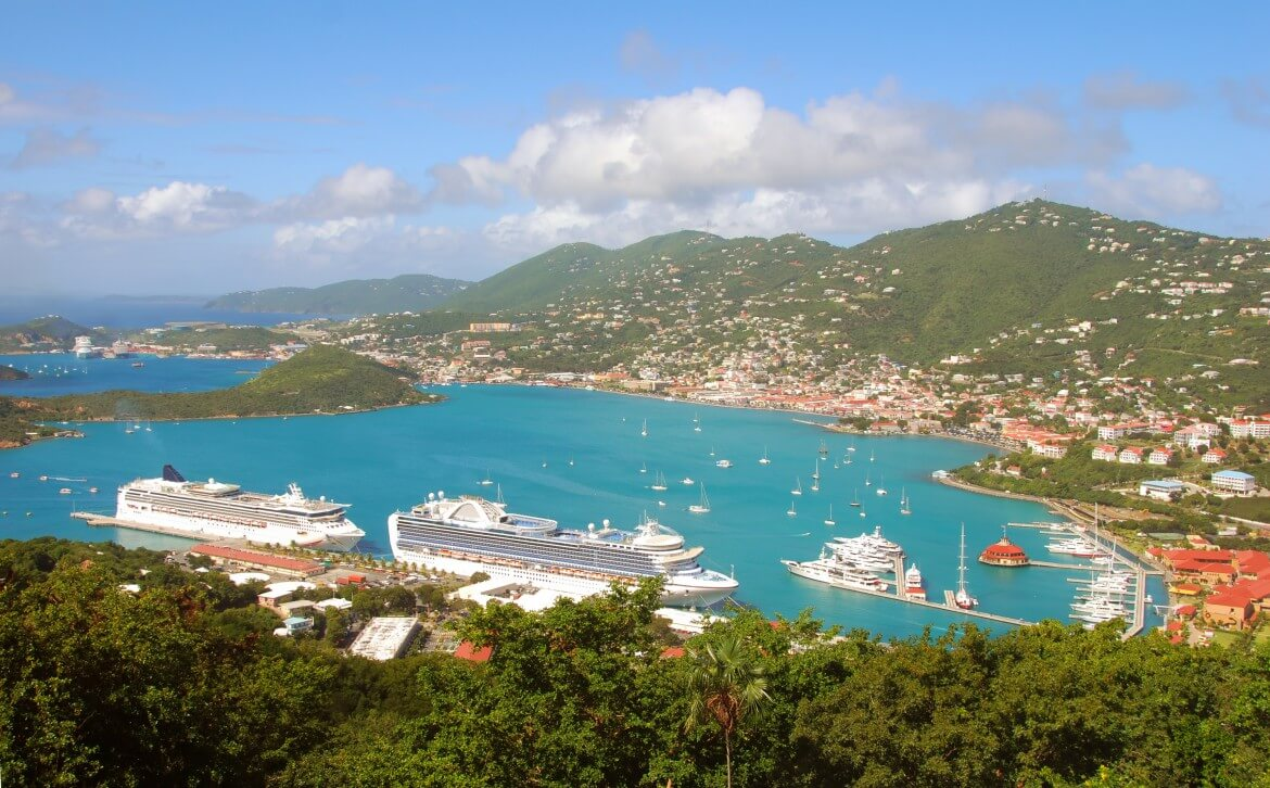 Cruise Ship excursions in the Virgin Islands