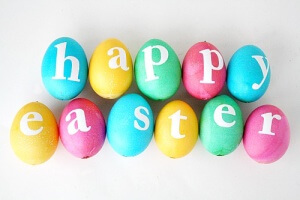 Happy Easter from Good Day Charters!