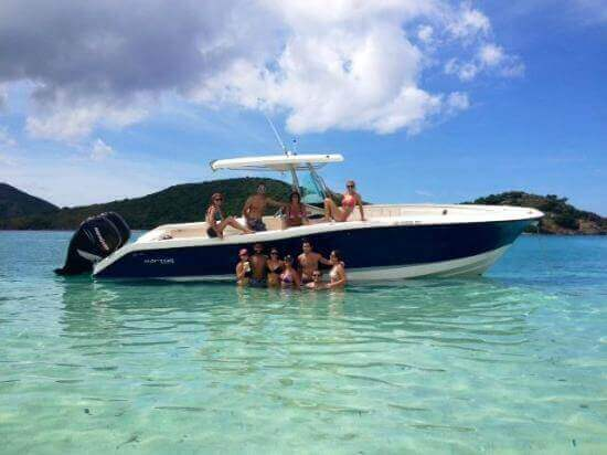 private charter st. thomas virgin islands